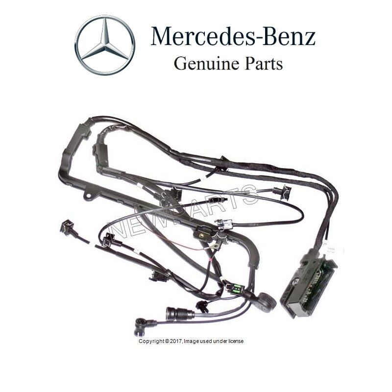 mercedes r129 engine wiring harness