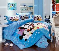 DISNEY LICENSED MINNIE MOUSE 7PCS TWIN FULL QUEEN SIZE ...