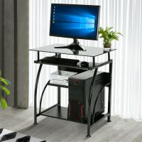Home Office PC Corner Computer Desk Laptop Table ...