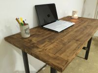 PC Table/Computer Desk/Writing Desk/Reclaimed Wood ...