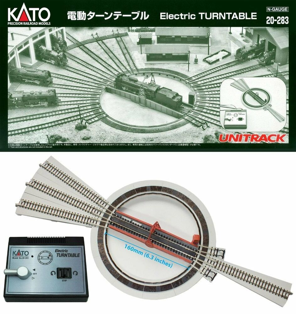 new kato japan train track railway n gauge 20