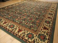 New Green Area Rugs Traditional 8x11 Oriental Rug Persian ...
