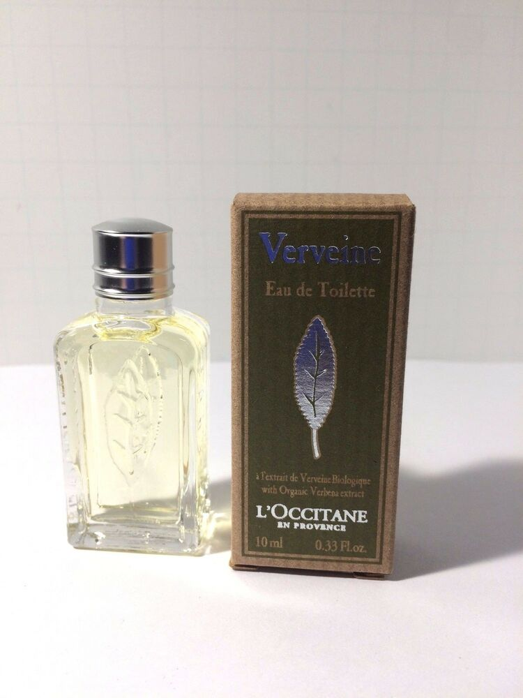 Photo Verveine L'occitane Verveine Verbena Eau De Toilette 10ml (0.33oz