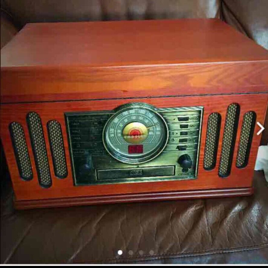 Crosley Radio Crosley 4 In 1 Radio Cr 73 Ebay