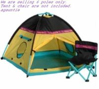 New 6 POLES ONLY From American Girl Camping Tent (Tent ...