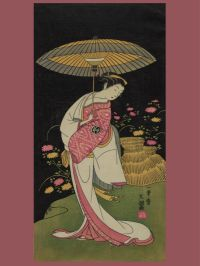6086.Asian Geisha fashion POSTER.Wall Art Decorative.Japan