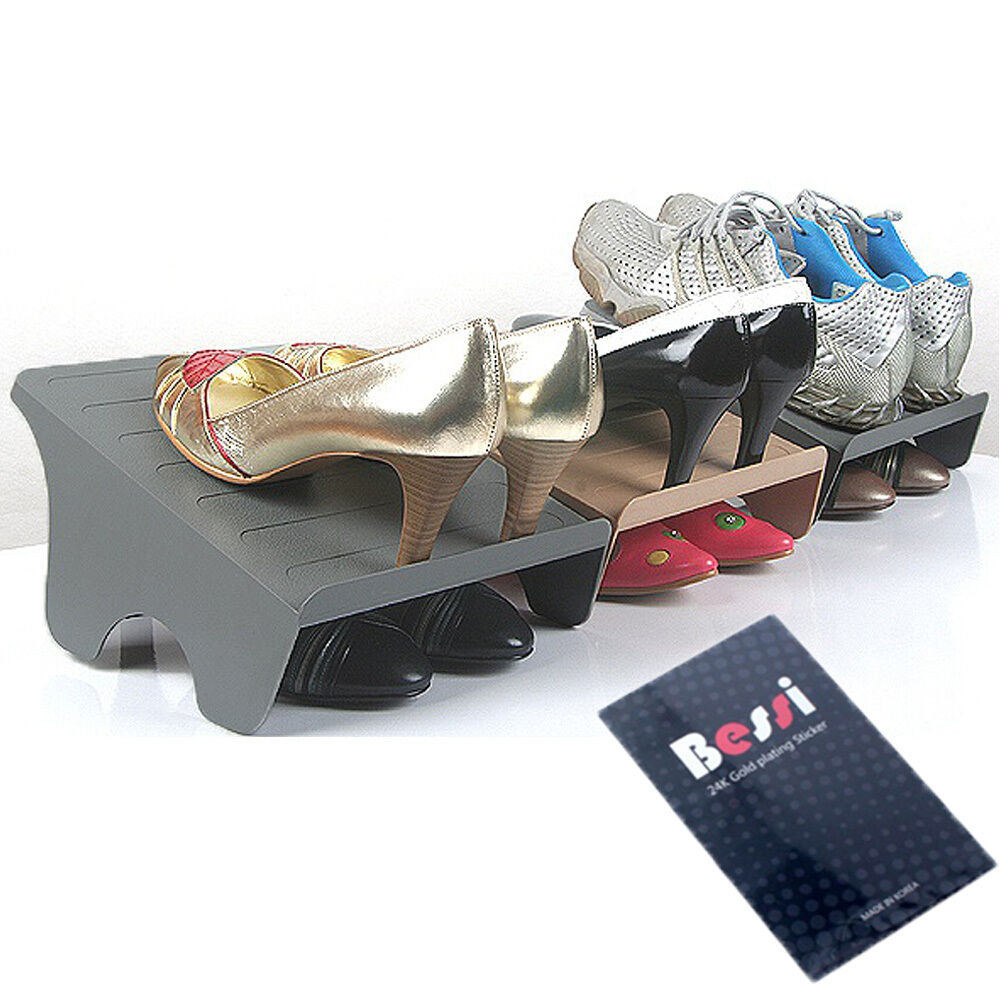 Made In Korea Double Size Shoe Rack Shoes Rack Shoes