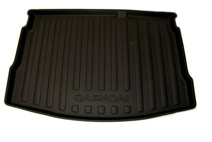 Brand New Genuine Nissan Qashqai 2014 On Rubber Boot Load