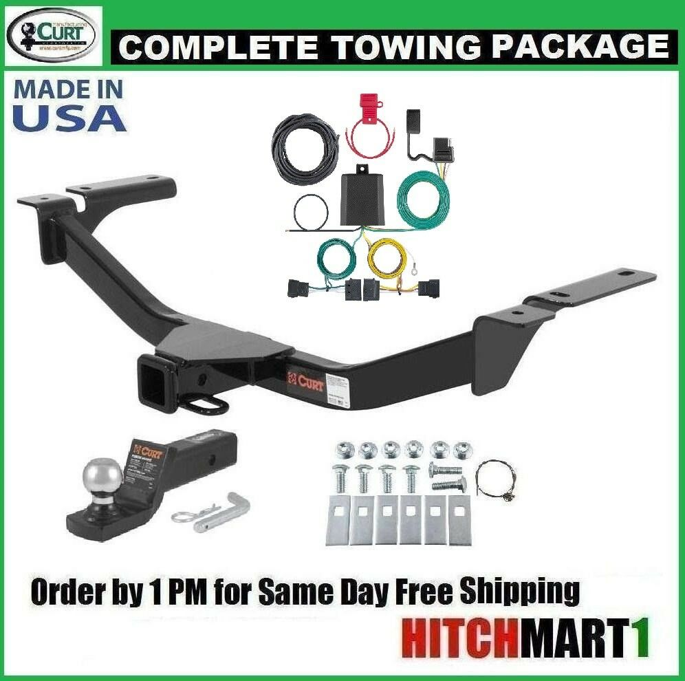 ford edge hitch wiring
