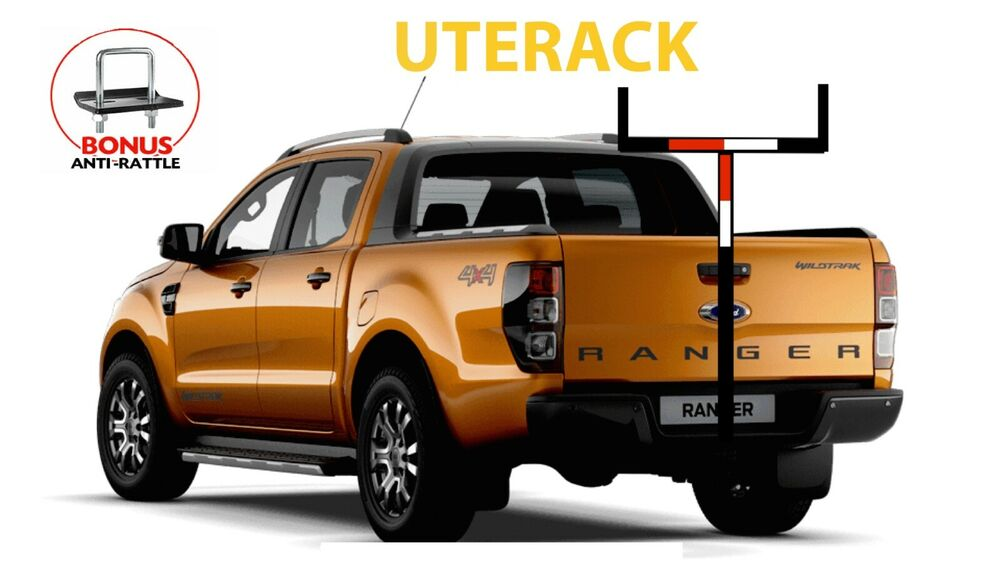 Ford Ranger Wildtrak Ladder Rack Roof Rack Ford Xlt Rack