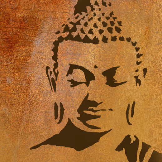 Stencils For Painting Buddha Stencil Home Wall Decor Art Craft Paint Reusable