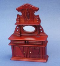 Miniature Dollhouse Victorian Sideboard 1:12 Scale New | eBay