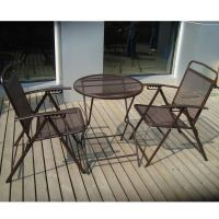 Bistro set Patio Set Table and Chairs Outdoor Furniture ...