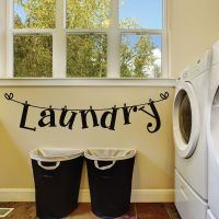 Laundry Room Wall Decals - Laundry Room Decals - Laundry ...