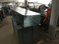 14x8 Duct Work Ductwork sheet metal sheetmetal furnace ...