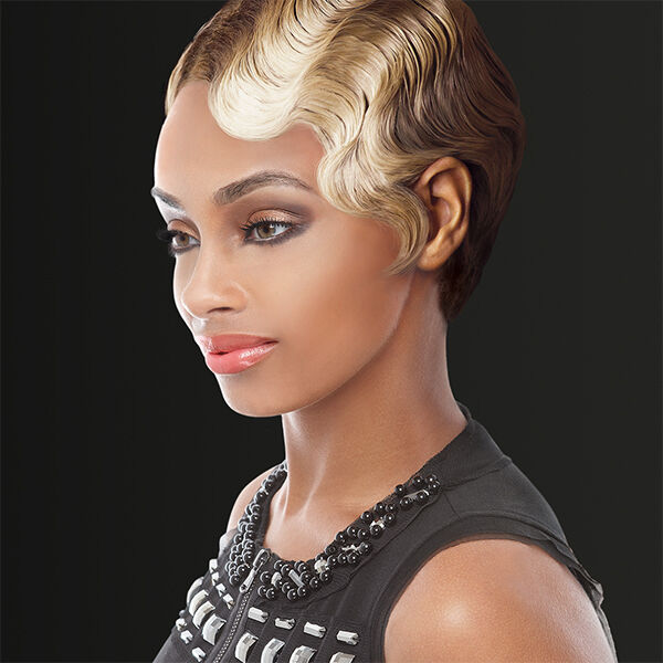 Short Wigs Real Hair Janet Collection 100 Remy Human Hair Wig Mommy Ii Ebay