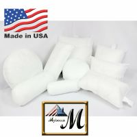 NEW Square Euro Pillow Form Insert- Made In USA Pillow ...
