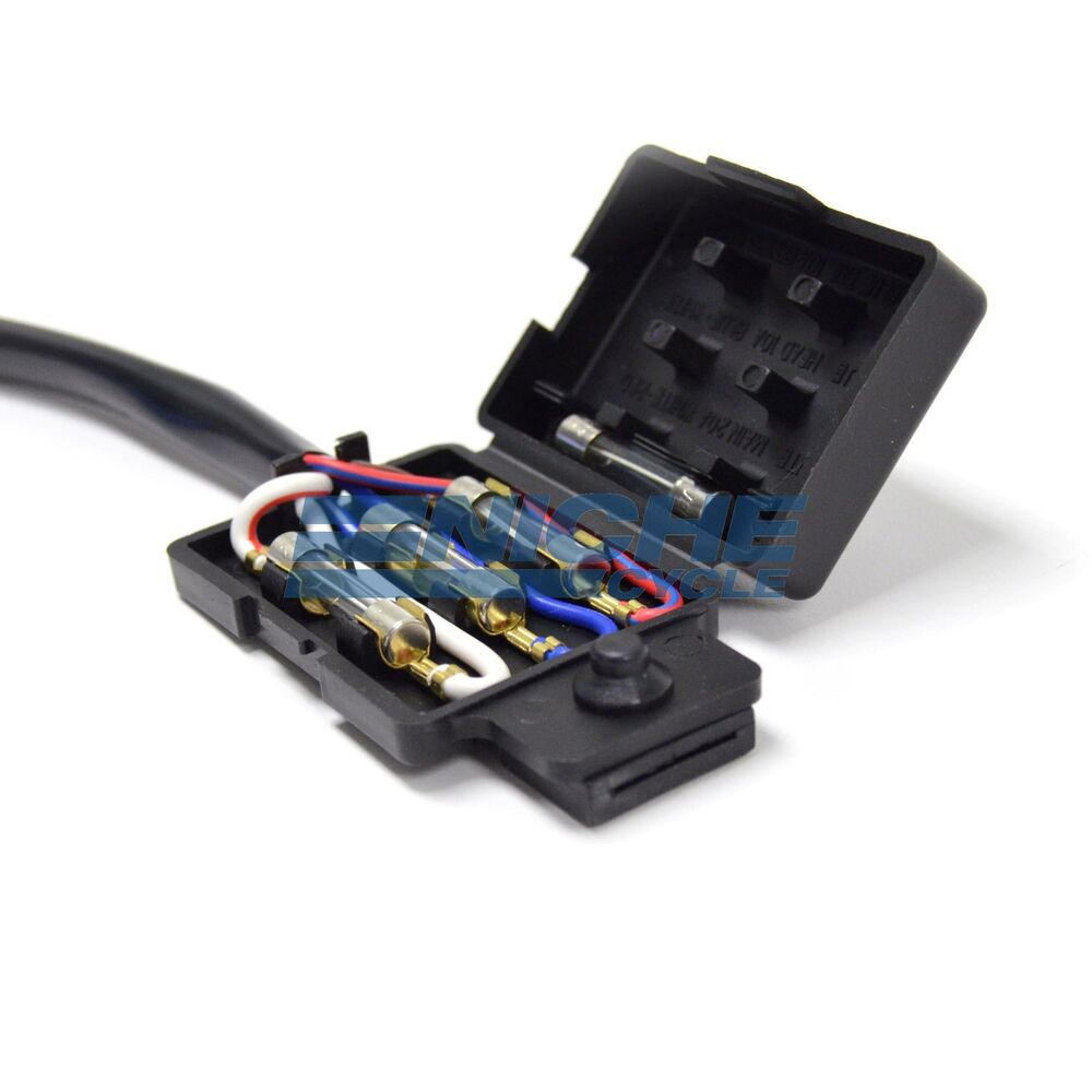 motorcycle electrical fuse box