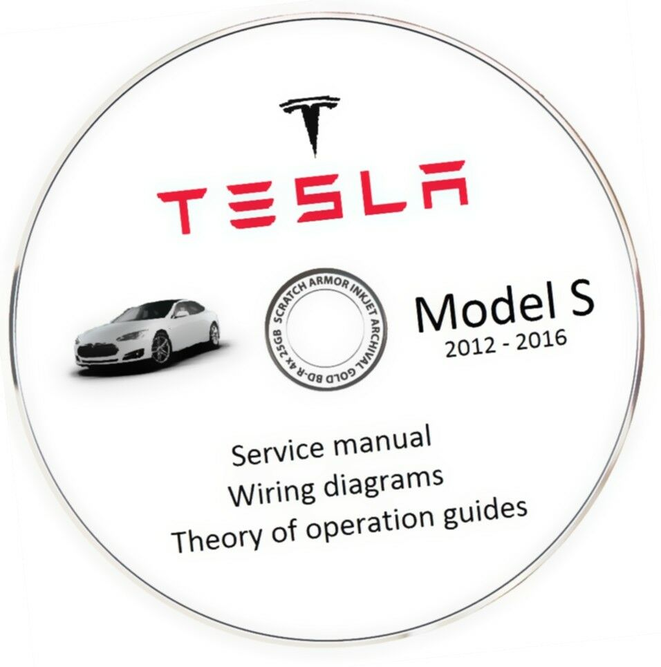 tesla car wiring diagram