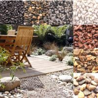 Decorative Stone & Aggregates for Garden & DIY, Slate ...