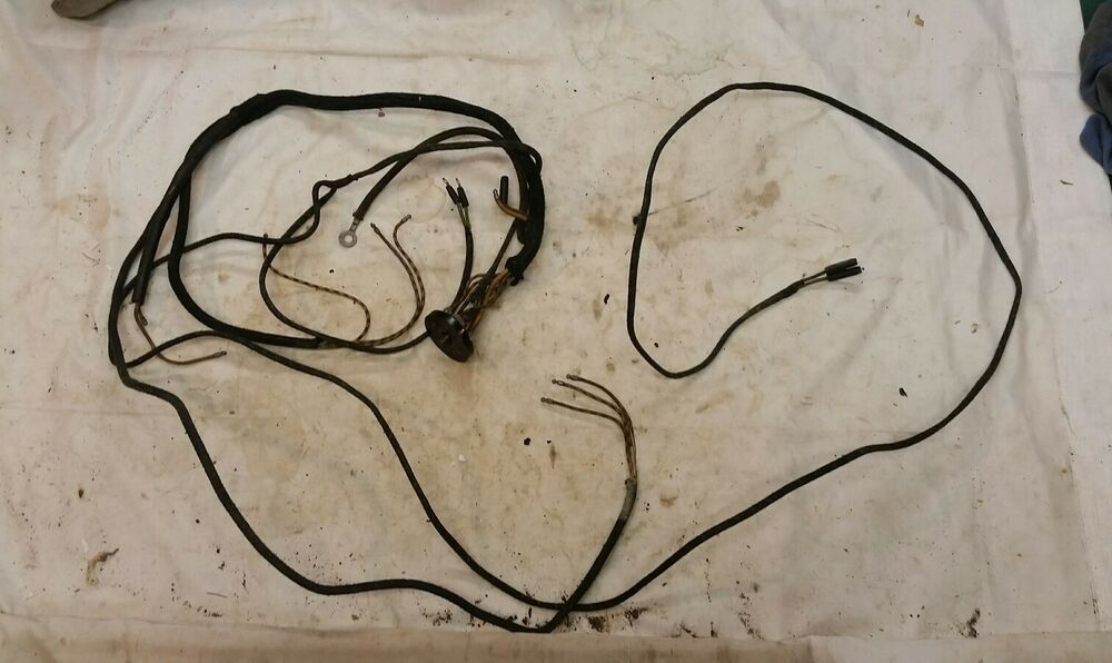 NOS 1930\u0027s Ford horn/ steering column wiring harness 1932? 1933