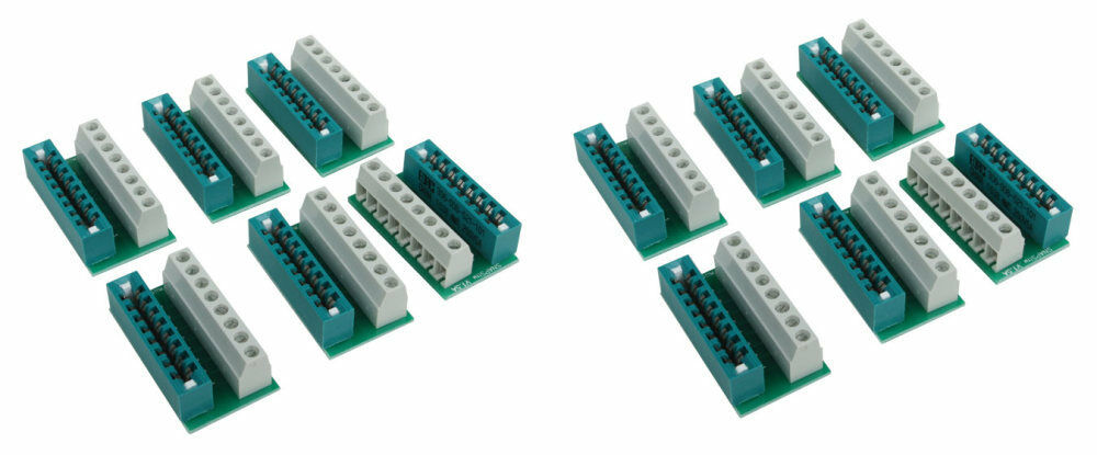 Accu Lites - SNAPS! Wiring Connector for Tortoise Switch Machine