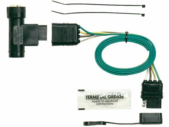 Trailer Wiring Harness For 1968-1974 Chevy C10 Pickup 1969 1970 1971