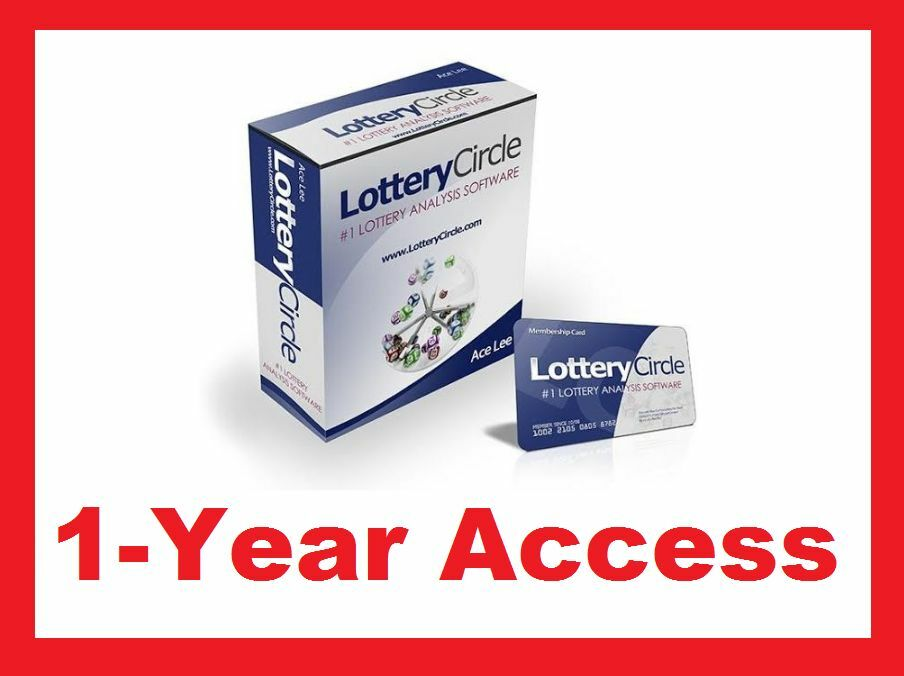 LOTTERY CIRCLE SOFTWARE Winning Lottery Number System Play Pick3/4/5