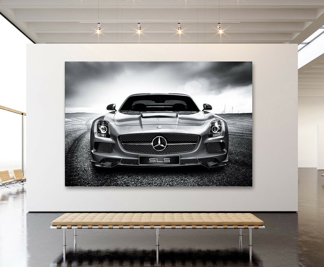 Home Furniture Diy Posters Prints Leinwand Bild Mercedes Amg Gt Auto Abstrakt Wand Bilder Modern Xxl Canvas Car Bortexgroup Com