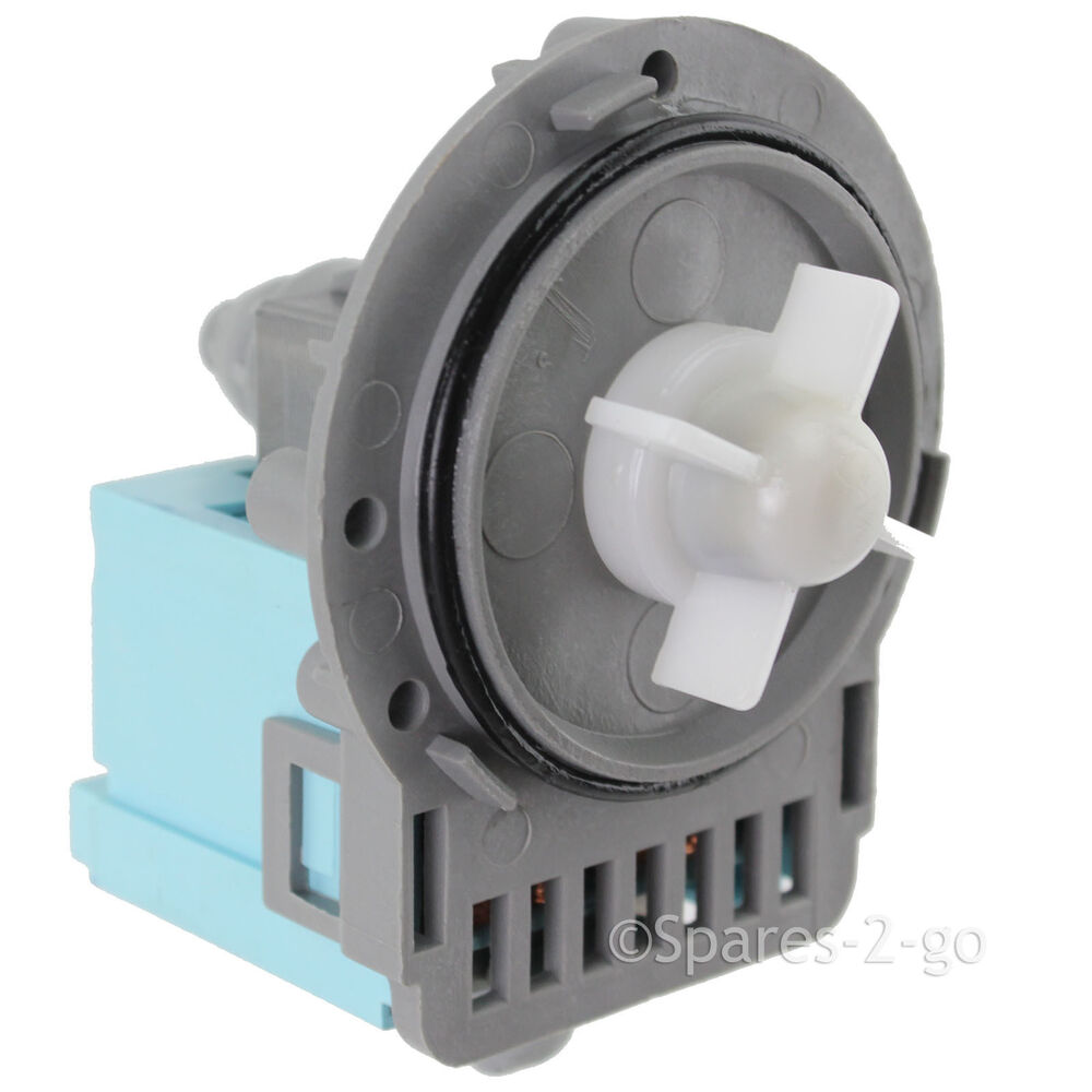 Machine A Laver Lg Drain Pump For Lg Washing Machine Washer Dryers Rear Facing Terminals 5057817121270 Ebay