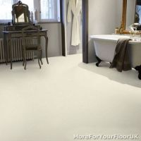 Plain White Vinyl Flooring - Anti Slip Quality Lino, 2m | eBay