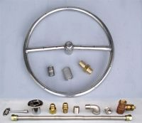 """12"""" Stainless Steel FIRE PIT RING GAS BURNER KIT LP ..."""