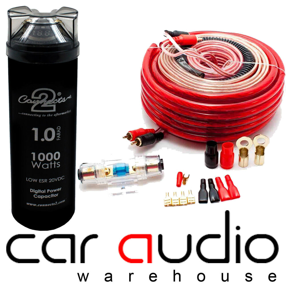 cap car audio wiring