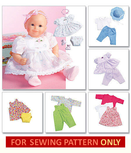 Infant Carrier Ebay Sewing Pattern Make Baby Doll Clothes For Tiny Tears