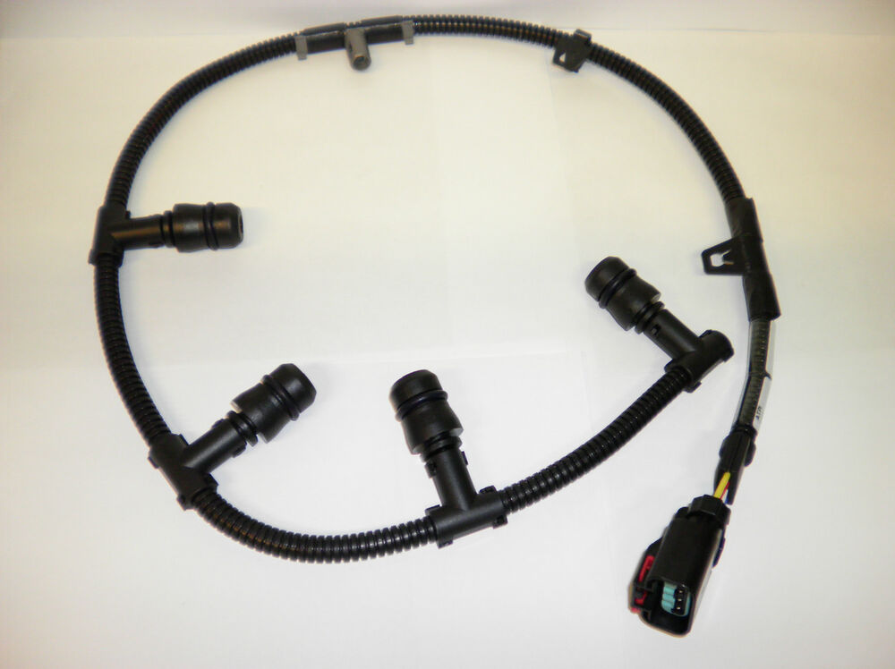 ford 6 0 wire harness
