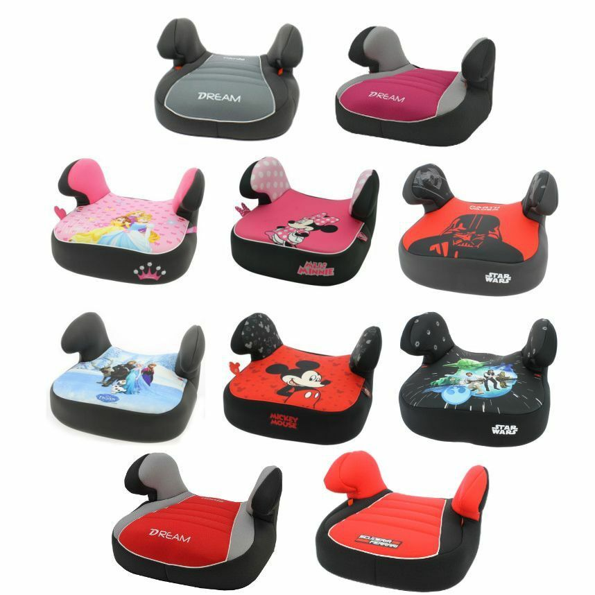Child Car Seat Group 1 Nania Dream Childrens Child Disney Car Booster Seat