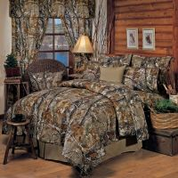 Realtree All Purpose Camo Comforter Set- Bed in a Bag 4 ...
