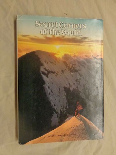 Secret Corners of the World by National Geographic Society (1982, Hardcover) 870444123 | eBay