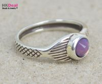 H2O Just Add Water Mako Mermaid Tail Moon Ring Sterling ...
