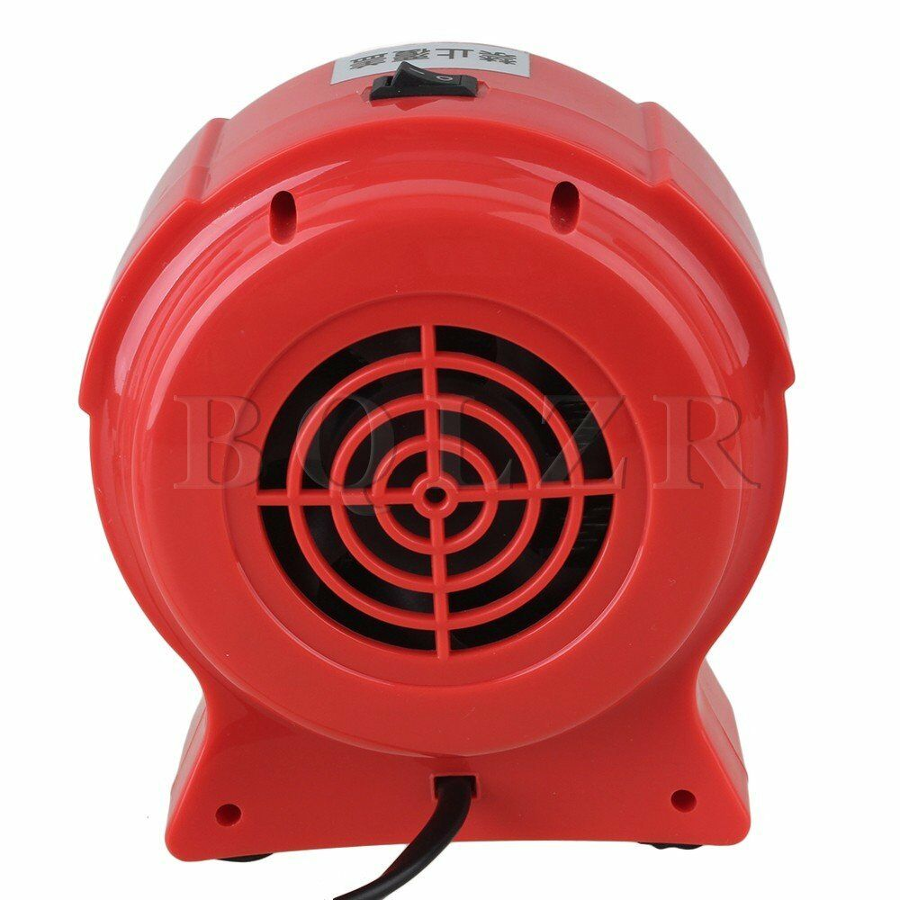 Mini Portable Warm Safety Winter Heater Red Electric Air