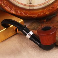 Durable Wooden Tobacco Smoking Pipes Cigarette Pipe ...