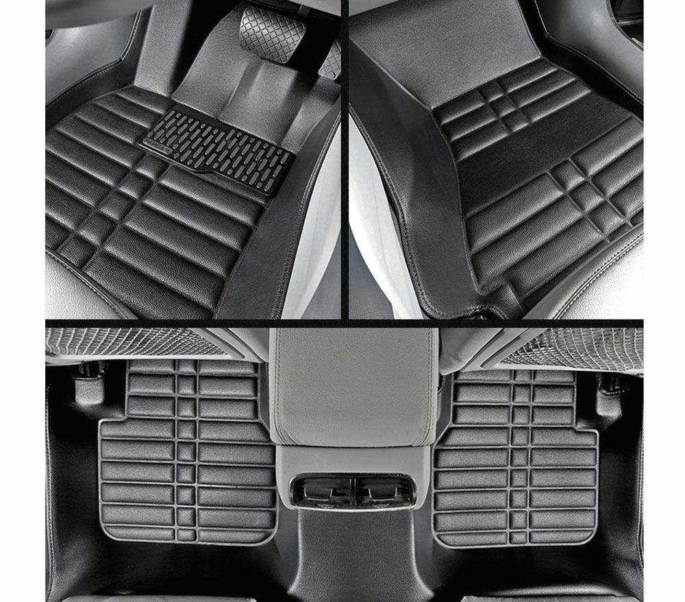 For Toyota Corolla 2014 2016 Fly5d Car Floor Mats Front