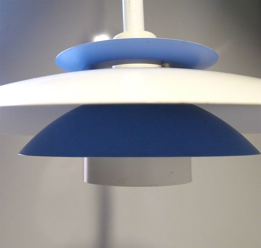 Luminaire Suspension Vintage Suspension Chandelier Poul Henningsen 50 60 70 Vintage Luminaire Danish Poulsen Ebay