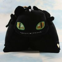 How to Train Your Dragon NIGHT FURY TOOTHLESS PILLOW Pets ...