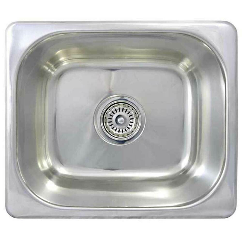 New Bar Kitchen Sink Small Stainless Steel Single Basin