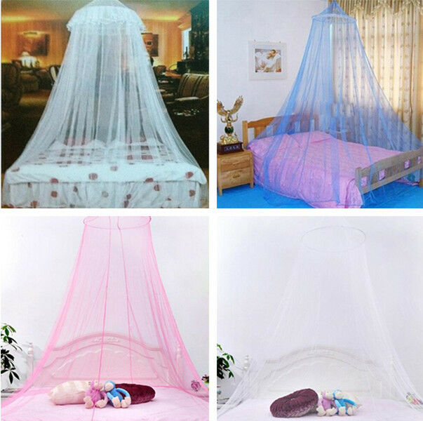 KIDS CHILDREN GIRLS PRINCESS BED CANOPY INSECT PROTECTION