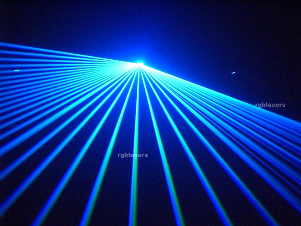 Led Stage Lighting Ebay 1000mw Blue Dmx512 American Ilda Dj Club Laser Party Stage