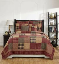 7PC RUTHERFORD QUEEN BED QUILT SET By OLIVIAS/COUNTRY ...