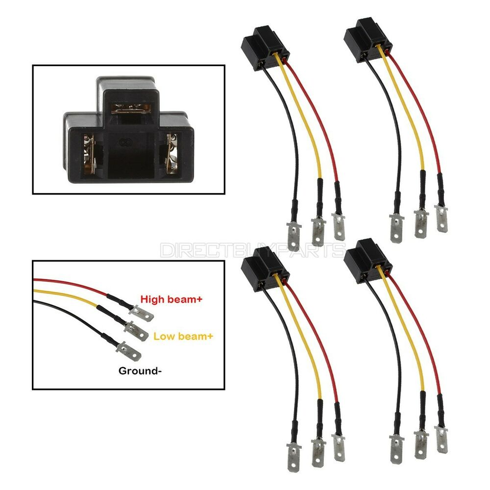 wiring harness plugs