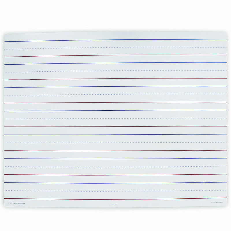 Learning Resources Paper Magnetic Handwriting 3237 765023032376 eBay